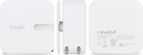 Moshi's Rewind 2 Dual-port Wall Charger