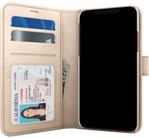 SKECH iPhone XS Polo Book Case
