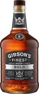PMA Canada Gibson's Finest Bold 8 Year Old 750ml