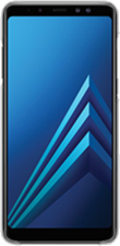 Samsung Galaxy A8 (2018) OEM Clear Cover Case