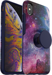 OtterBox iPhone XS Max Otter + Pop Symmetry Series Case