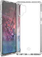 ITSKINS Note 10+ Spectrum Clear Case