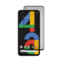 Gadget Guard Pixel 4a Clear Black Ice Flex Screen Protector