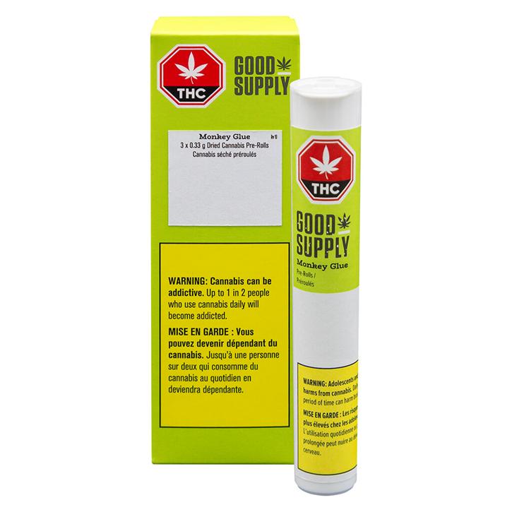 Monkey Glue - Good Supply - Pre-Roll