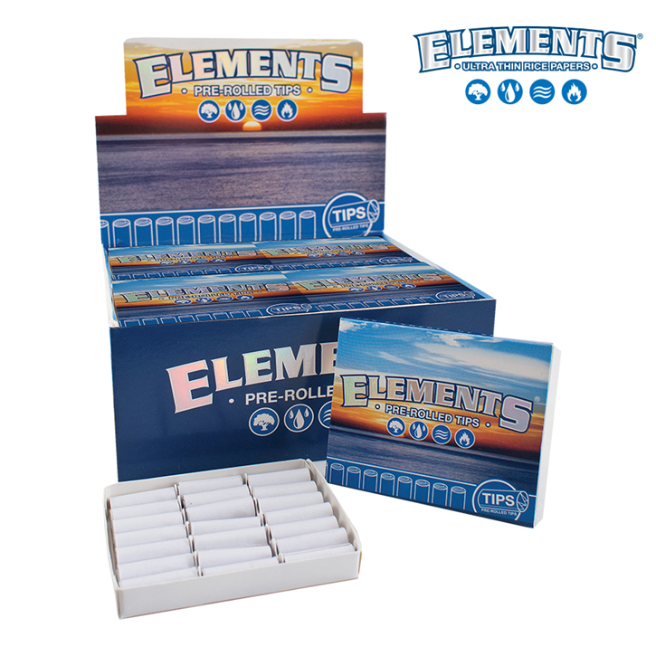Elements, Pre Rolled Tips