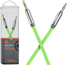 Ventev 3.5mm Device 4' Aux Cable