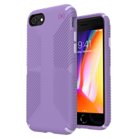 Speck Presidio2 Grip Case For iPhone SE (2020) / 8 / 7 / 6s / 6
