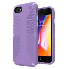 Speck Presidio2 Grip Case For iPhone SE (2020) / 8 / 7 / 6s / 6