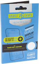 Gadgetguard Galaxy S7 Black Ice Plus Screen Guard