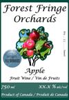Forest Fringe Orchards Apple Wine 750ml