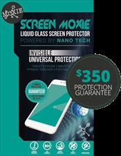 Screen Moxie Nano Technology Liquid Glass With 350 Protection Guarantee