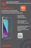 Ventev Galaxy J3 toughglass