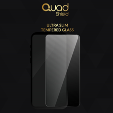Quad Samsung S21+ Tempered Glass Clear