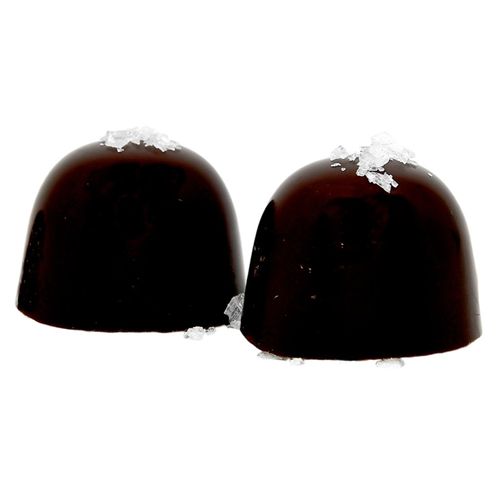 CBD Dark Chocolate Salted Caramel - Fireside - Chocolate