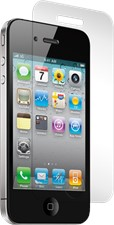 Gadget Guard iPhone 4/4s Black Ice Screen Protector