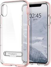 iPhone X Spigen Crystal Hybrid Case