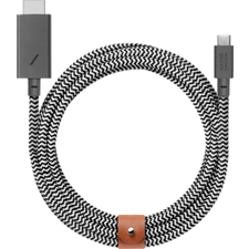 Native Union Belt Cable With Type-c To Hdmi