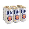 Molson Breweries 6C Miller Lite 2130ml