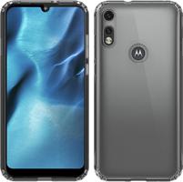 Blu Element Moto E DropZone Rugged Clear Case