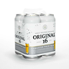 Great Western Brewing Company 4C Original 16 Canadian Pale A