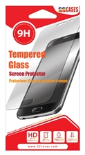 22 Cases iPhone 5/5s/SE Glass Screen Protector