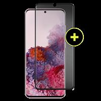 Gadget Guard Galaxy S20 Ice Plus Cornice Flex Screen Protector