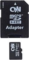 CMI Technology - U1 Class 10 32GB Micro SDHC Memory Card w/SD Adapter