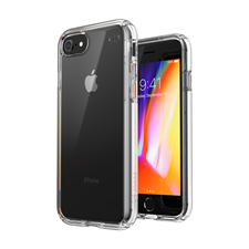Speck Presidio Perfect Clear Case For iPhone SE (2020) / 8 / 7 / 6s / 6