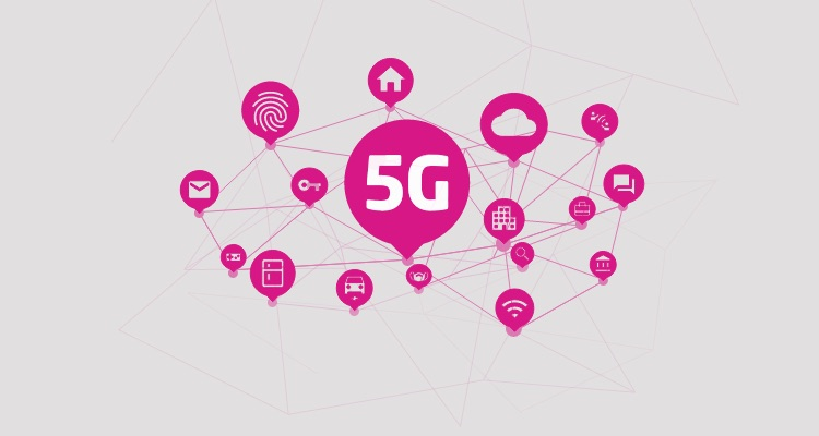 image of 5g network