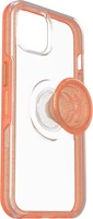 OtterBox Otterbox - Otter + Pop Symmetry Clear Case With Popgrip for iPhone 13