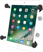 """RAM Mounts RAM X-Grip Universal Holder for 7""""- 8"""" Tablets with Ball - B-Size"""