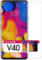 LG V40 ThinQ Cellet Glass Screen Protector