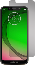 Gadget Guard Motorola Moto G7 Play Black Ice Glass Screen Protector