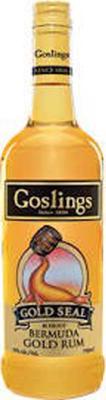 PMA Canada Gosling's Gold Seal Rum 750ml