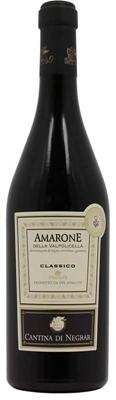Vintage West Wine Marketing Cantina Di Negrar Amarone Valpolicella 750ml