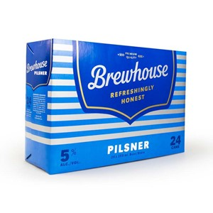 Great Western Brewing Company 24C Brewhouse Pilsener 8520ml