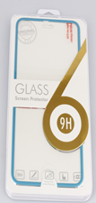 Wireless Xcessories Group iPhone 6 Plus Tempered Glass Screen Protector with Titanium Frame