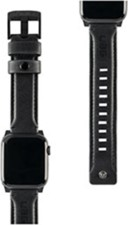 UAG Apple Watch 44/42mm Leather Strap