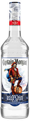 Diageo Canada Captain Morgan White Spiced Rum 750ml