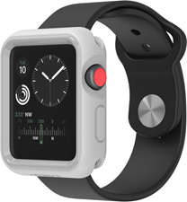 OtterBox Exo Edge For Watch Series 3 42mm In Pacific Gloom. Exo Edge 3 42mm Grey