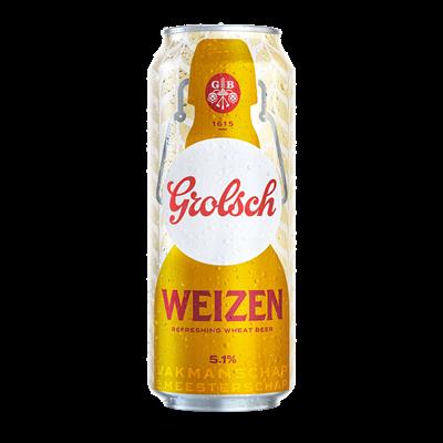 Grolsch Canada Inc / Asahi Canada Grolsch Weizen 500ml