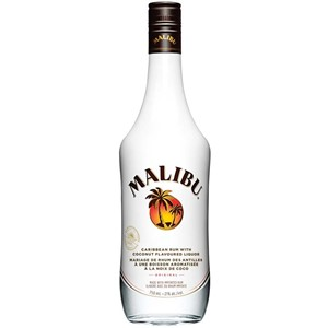 Corby Spirit & Wine Malibu Coconut Rum 750ml