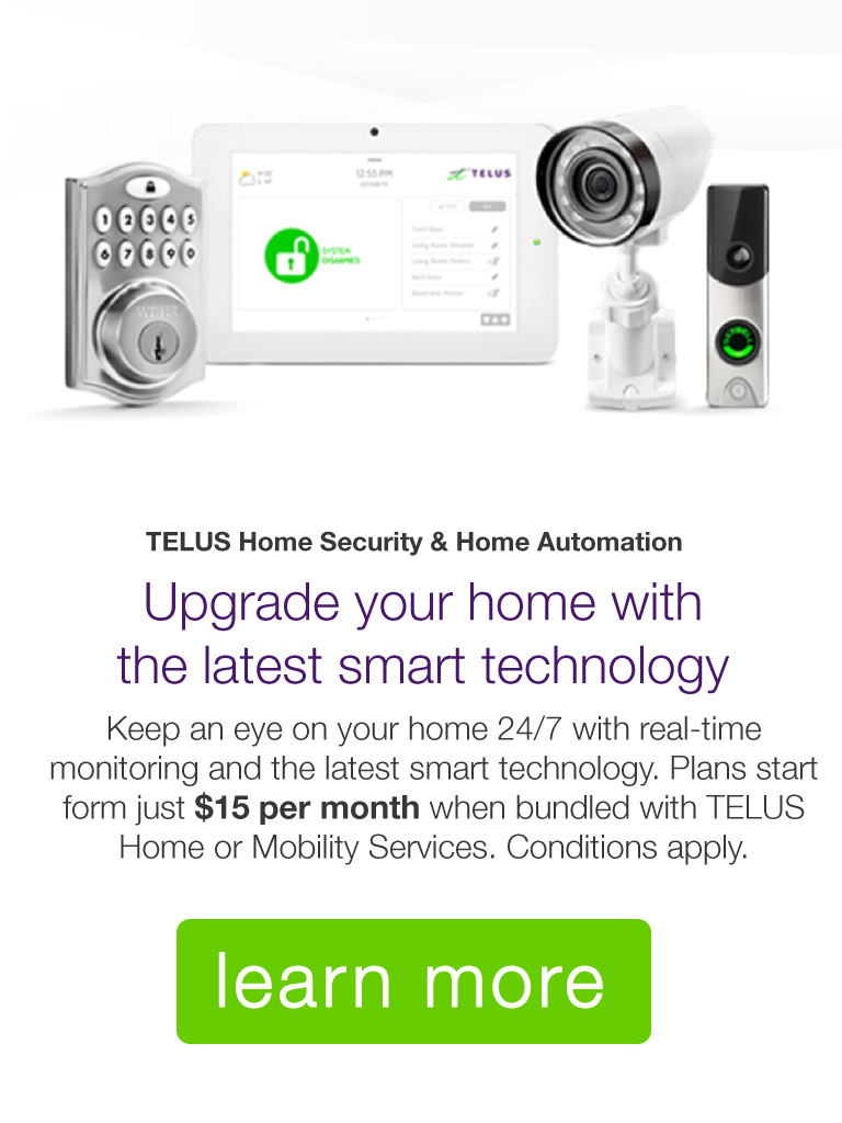 SmartHome Security & Automation
