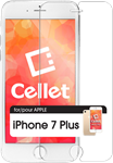 Cellet iPhone 8/7/6s/6 Plus Premium Tempered Glass Screen Protector