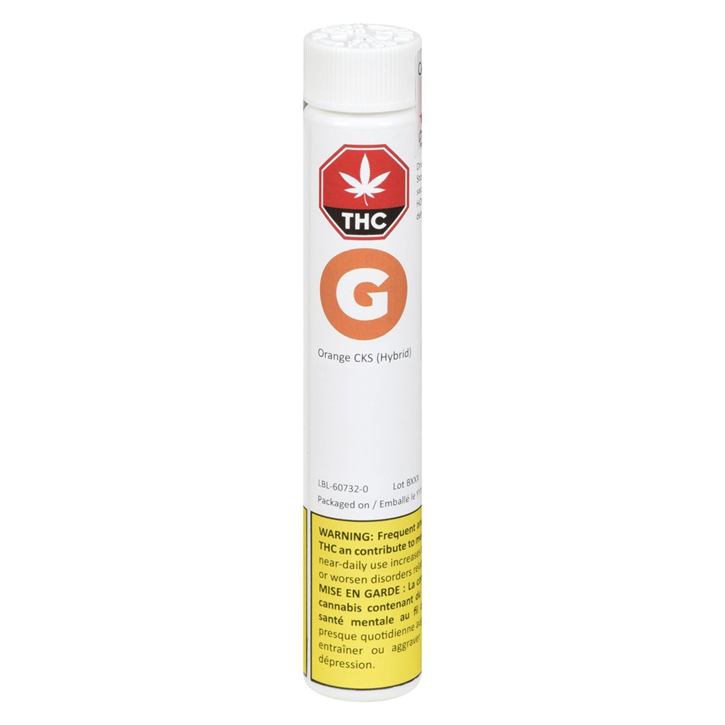 Orange CKS - Gage - Pre-Roll