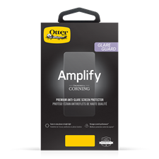 OtterBox Amplify Glare Guard Glass Screen Protector For Apple Iphone 12 Pro Max