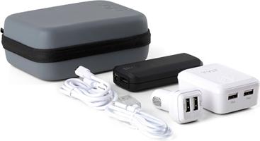 Tylt - Charging Travel Kit For Apple Lightning Devices