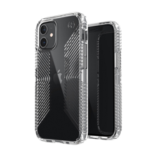 Speck Presidio Perfect Clear Grip Cases for iPhone 12 Mini
