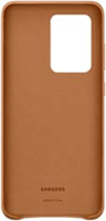 Samsung Galaxy S20 Ultra Leather Cover Case