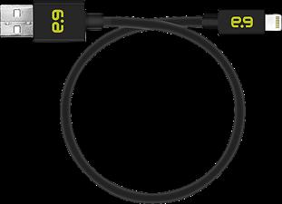"PureGear 9"" Lightning Round Cable"
